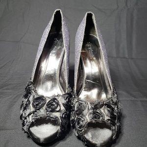 Shoe Dazzel Heels Size:10M